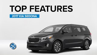 2017 Kia Sedona Review