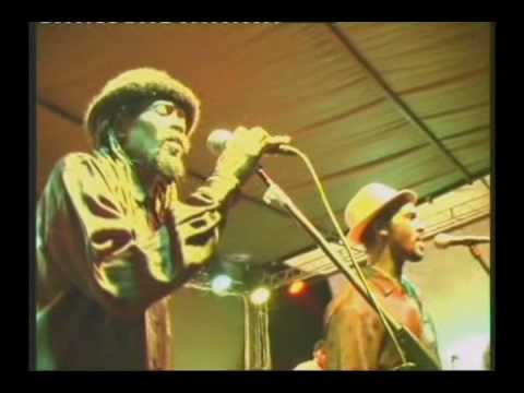 Joseph Hill - Culture Live in Kenya - jah see them a come
