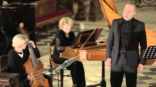 Händel: Lascia ch'io pianga (Rinaldo) - Mathieu Salama (contre-ténor)