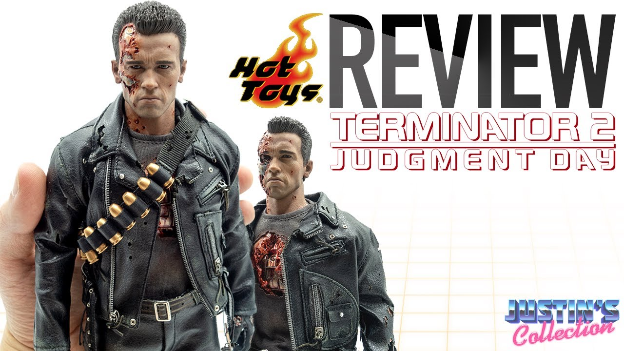 Hot Toys DX10 TERMINATOR 2 Judgment Day T2 T-800 Figure 1//6 PISTOL