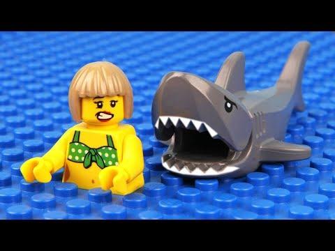 Lego Shark Attack