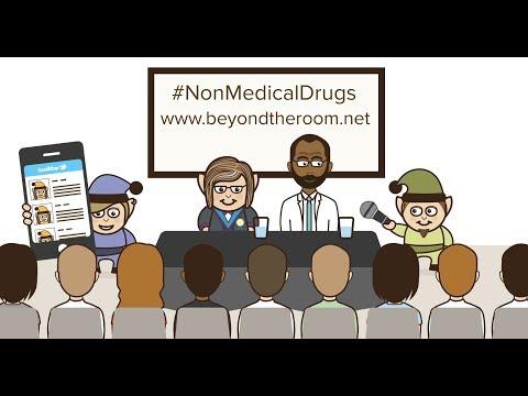 Non-medical use of prescription drugs #NonMedicalDrugs