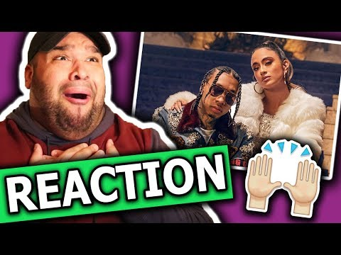 Ally Brooke ft Tyga - Low Key   REACTION