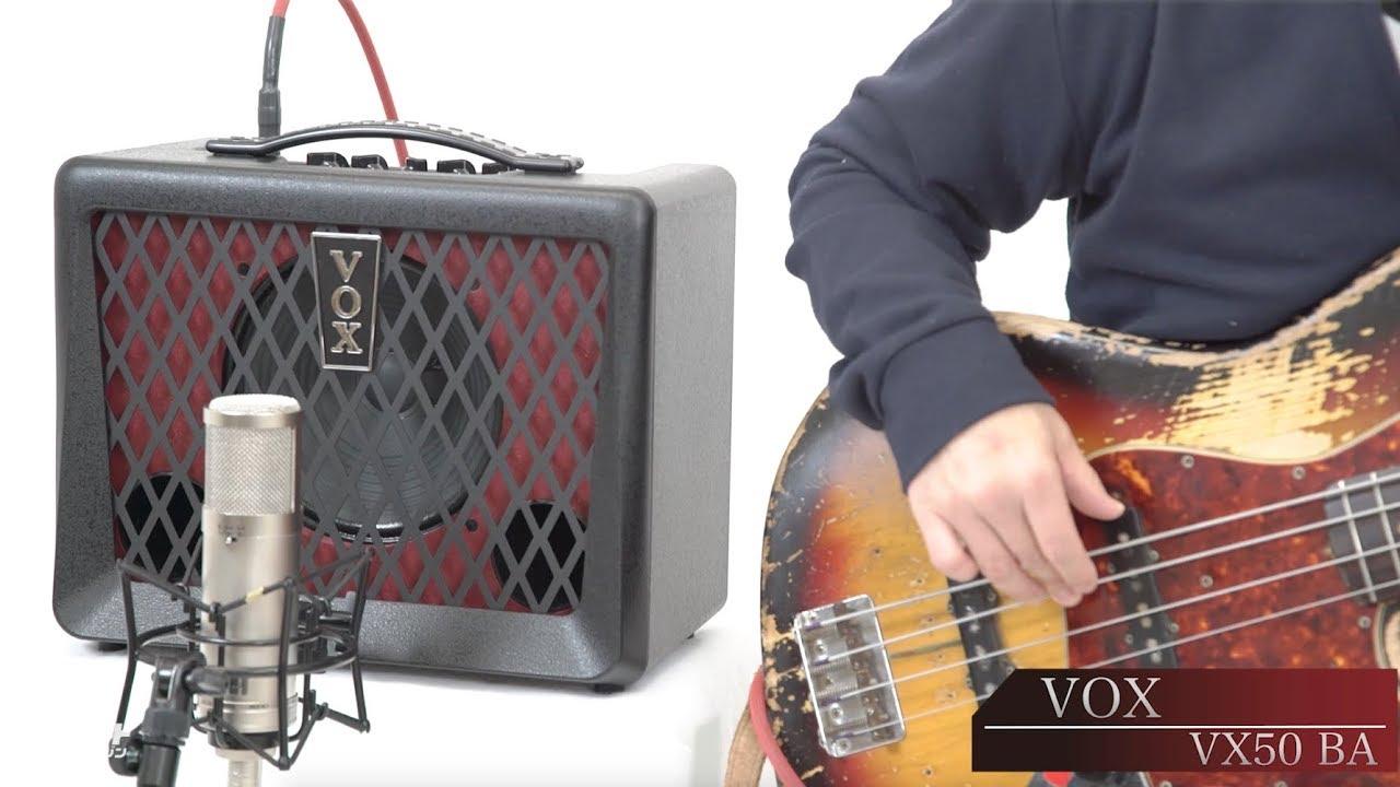 VOX / VX50 BA【デジマート製品レビュー】