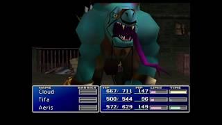 Final Fantasy VII - Aps*