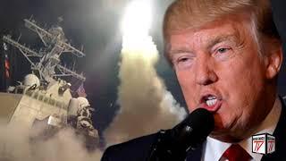Lo Que según la élite Donald trump no Finalizó en los bombardeos a Siria