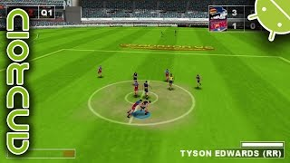 [60 FPS] AFL Challenge (AUS ONLY)   NVIDIA SHIELD Android TV   PPSSPP Emulator [1080p]   Sony PSP