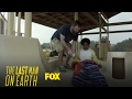 Tandy Helps Jasper With His Oil Slide | Season 3 Ep. 17 | THE LAST MAN ON EARTH