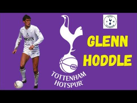 Glenn Hoddle - Tottenham Legend