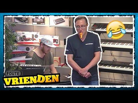 Muziektips van de foute vrienden! - FOUTE VRIENDEN