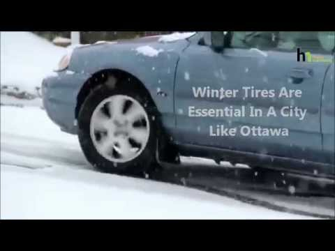 Cheapest Place to Buy Winter Tires Ottawa - Winter Tire Dealers Ottawa ON