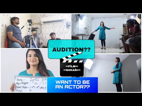WHAT IS AN AUDITION ? REAL STRUGGLES OF AN ACTOR | LIFE OF AN ACTOR