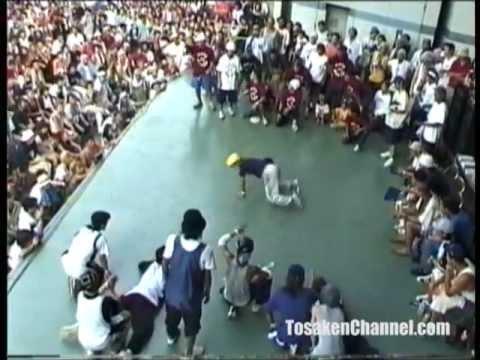 B boy park 1999 floor masters vs b max youtube for Floor masters