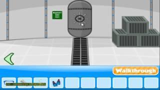 Hooda Math - Hooda Escape Submarine - Hq Walkthrough!