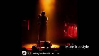 Adam Lambert's IG video & photo : More freestyle/Brisbane 2018-02-26 thumbnail