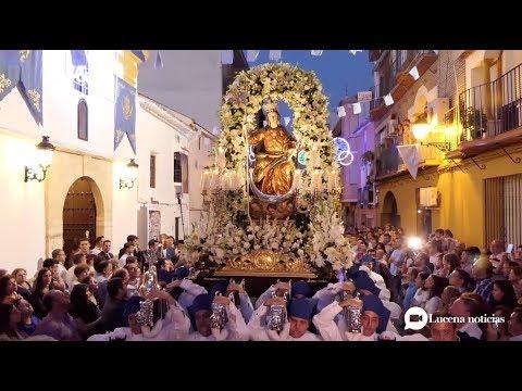 VÍDEO: Nuestro reportaje sobre la solemne procesión de la Virgen de la Aurora.