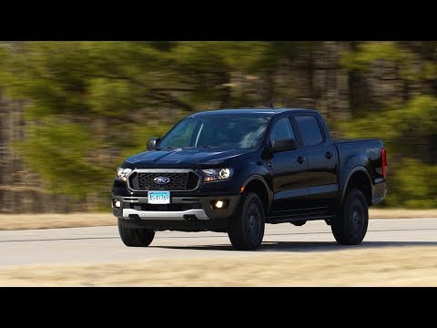 AMAZING!!! 2019 Ford Ranger First Look