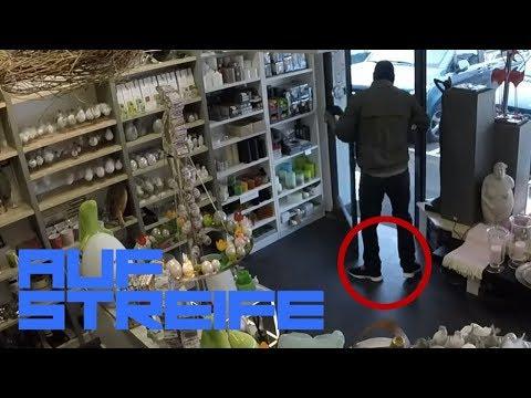 Ein winziges Detail verrt: Er lgt! | Auf Streife | SAT.1 TV