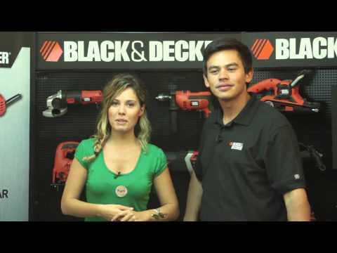 CARACTERÍSTICAS TALADRO PERCUTOR BLACK & DECKER 500 W.