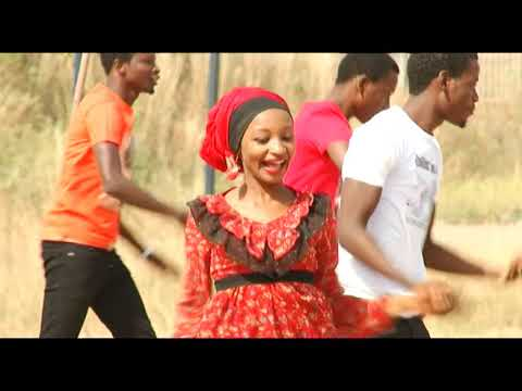 Download Umar M Shareef - Da Ganinki  (Jinin Jikina) (official music video)