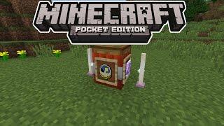 КАК СДЕЛАТЬ БОМБУ ЗАМЕДЛЕННОГО ДЕЙСТВИЯ - Minecraft Pocket Edition