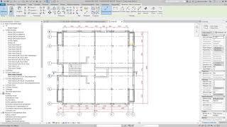 Урок 30. Кладочный план типового этажа. Образмеривание
