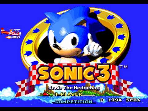 Sonic the Hedgehog 3 - Hydrocity Zone Act 2 Theme - 10 Hour