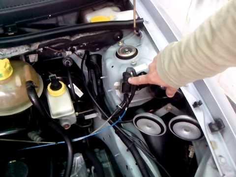 Calefaccion chevrolet corsa - Cambiar termostato calefaccion ...