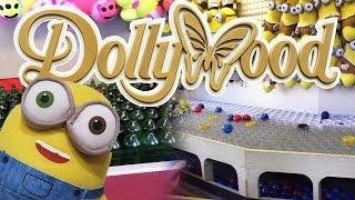 Carnival Games at Dollywood