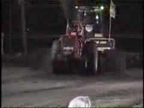 Agent Orange - 2006 King City - Allis Chalmers 210