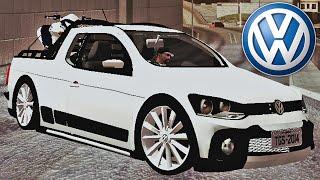 Saveiro Cross com Hornet - GTA SA