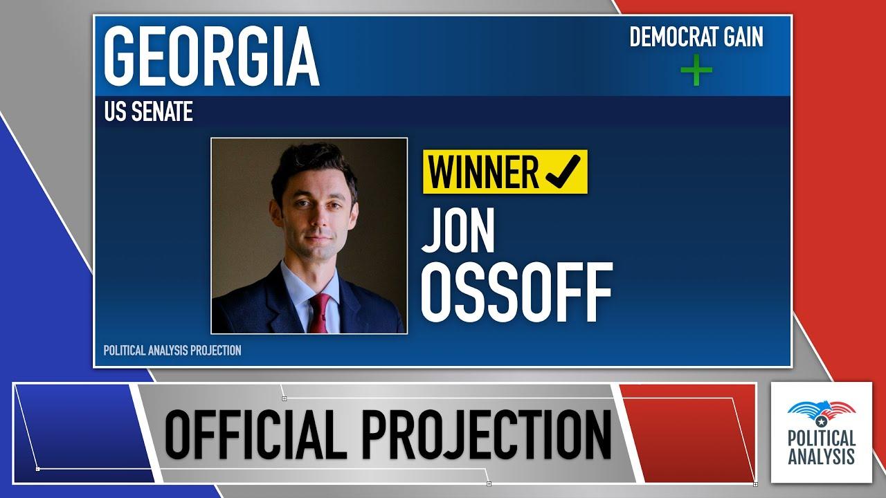 2021 Election Night | Georgia Senate Runoffs