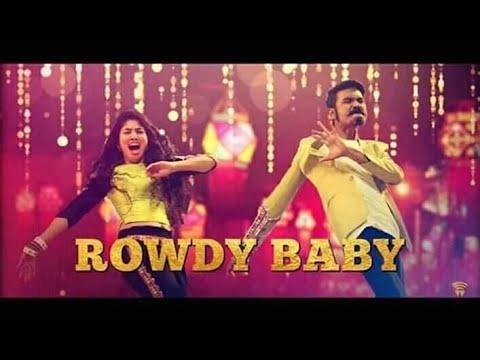 rowdy-baby-dance- -sai-pallavi-dhanush-song