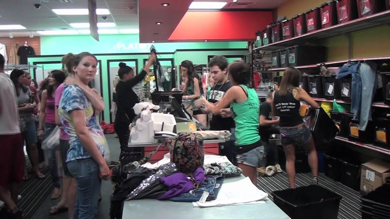 Plato S Closet Montgomeryville Opening Day Youtube