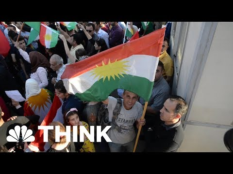 The Fight For Kurdish Independence: 'We Need A Country' | Think | NBC News