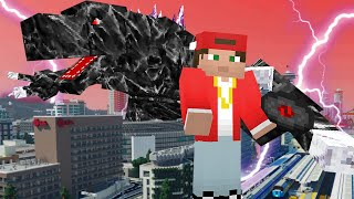 """Mobzilla"" - Minecraft parodija na Eminemovo Godzillo (Music Video)"