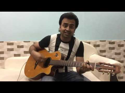 Kabhi Alvida Na Kehna guitar cover by Palash