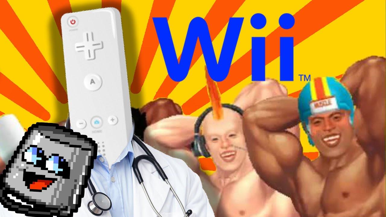 Странный мир Nintendo Wii игр!