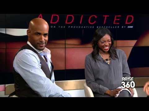 Boris Kodjoe on his role in the new film