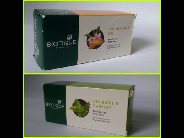 Biotique soaps review | ayurvedic organic soaps