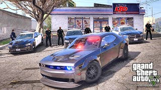 Unmarked Dodge Challenger Srt Hellcat 2015 BETA 1.0.0 - https://goo...