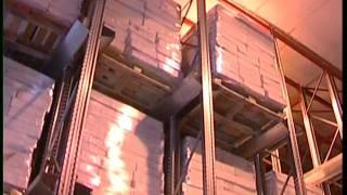 Стеллажи для склада(FZM Stocker System ООО «Фрязевский завод металлоконструкций» Фронтальные стеллажи - для хранения паллетизированно..., 2010-07-08T13:32:40.000Z)