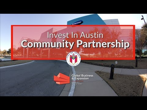 Invest in Austin: Community Partnership