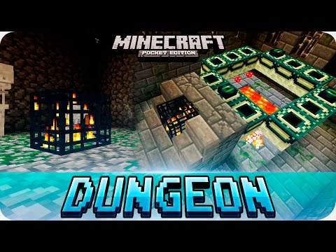 Minecraft PE Seeds - Village, Stronghold, Dungeon & End Portal Seed! 0.16.0 / 0.15.0 MCPE