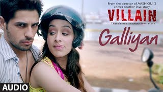 Listen to the full song galliyan in melodious voice of ankit tiwari from ek villain starring sidharth malhotra and shraddha kapoor. it is directed by moh...