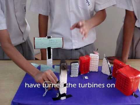 Students Presentation Of Science Project