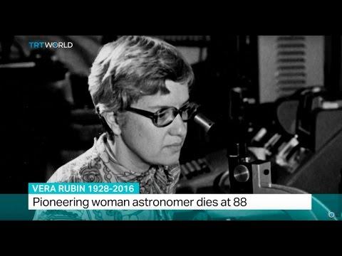 Interview with Ece Eser on pioneering astronomer Vera Rubin