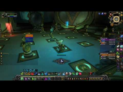 Vault of The Wardens WoW World Quest - Startup Sequence