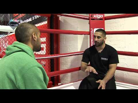 Interview with MMA Fighter Khalid Ismail