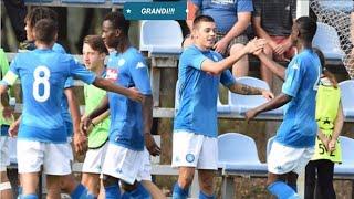 Video Gol Pertandingan Shakhtar Donetsk U-19 vs Napoli U-19